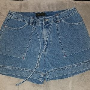Riveted by Lee Denim Shorts